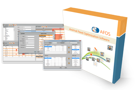 AFOS Cloud, standalone and multiuser